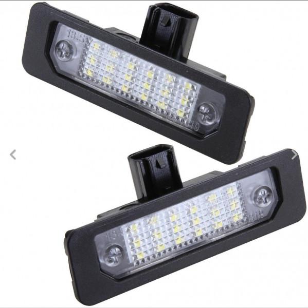 LED Kennzeichen Beleuchtung