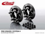 Eibach Spurverbreiterung schwarz 40mm System 4 Ford Mustang Cabrio (LAE,ab 14)