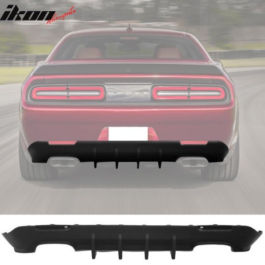 IKON STYLE Heck DIFFUSER (CHALLENGER 2015-2021))