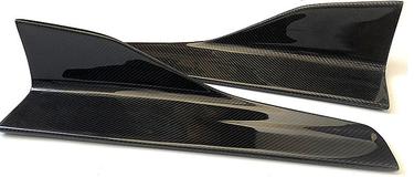 Chevrolet Camaro ab 2015 Seitenschweller Flaps Carbon