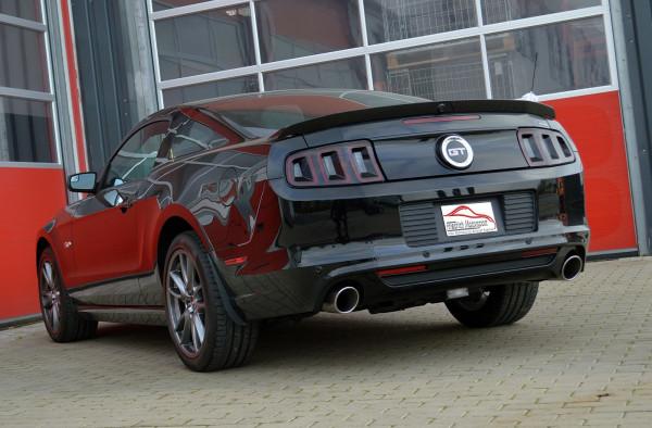 Ford Mustang S197 Abgasanlage ab Kat 3,7l V6