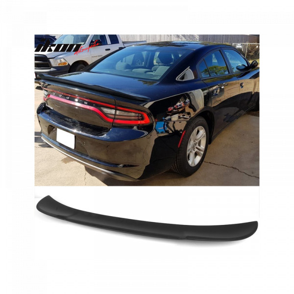 V2 STYLE TRUNK SPOILER WING (CHARGER 2015-2021 ALL)