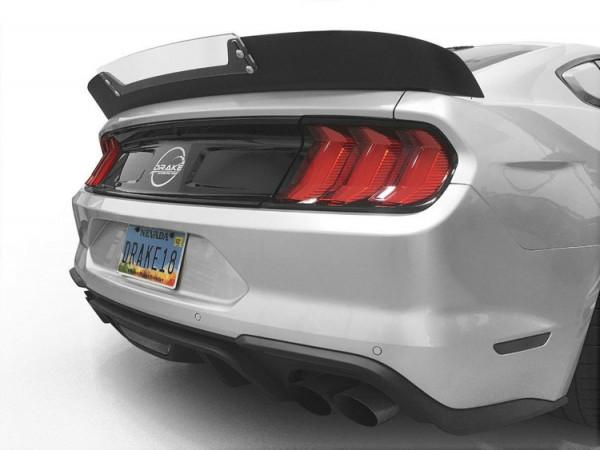 Ford Mustang 2015-2019 Shelby Wicker Bill Rear Wing Spoiler Flap