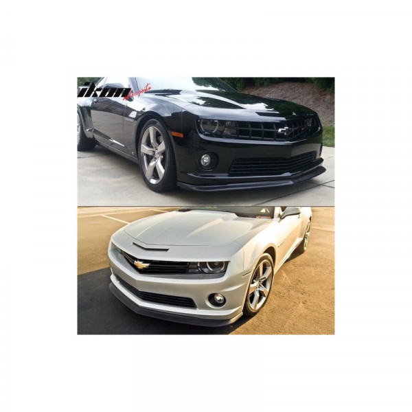 ZL1 Style Chin Spoiler/Splitter (CHEVROLET CAMARO V8 2010-2013)