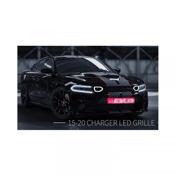 LED oberer Kühlergrill SRT Scat Pack Style (DODGE CHARGER 2015-2021)