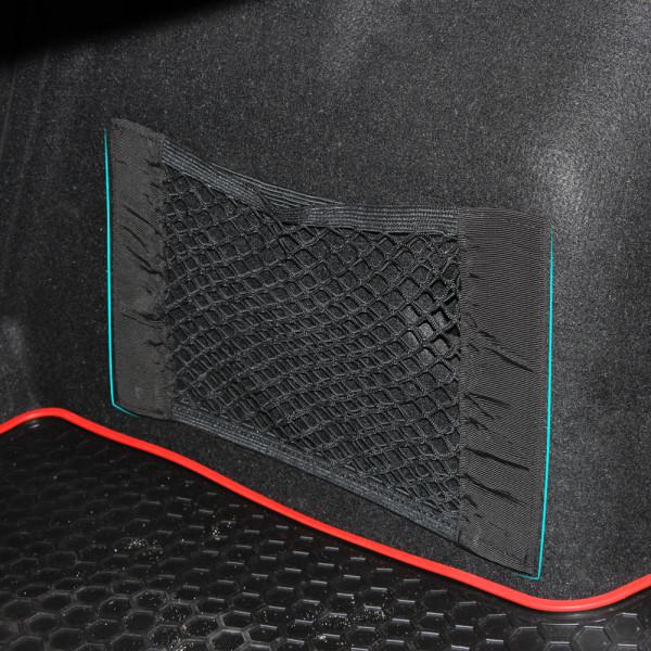 Gepäcknetz Klett 40*25 cm