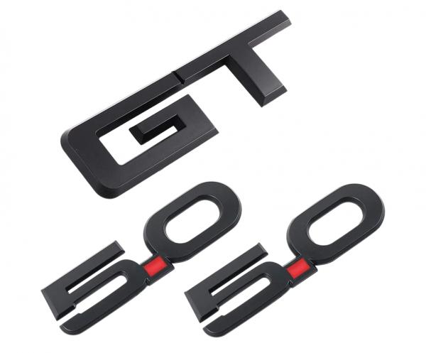 GT Emblem Plus 5.0 Embleme