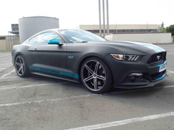 Ford Mustang -Oxigin Felgen Komplett Satz