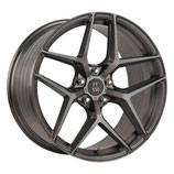 Elegance Wheels FF550 Liquid Brushed Metal 11*20 ET 47