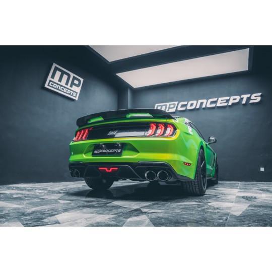 Heckdiffusor im GT500-Stil (FORD MUSTANG 2018-2021 GT Premium, EcoBoost Premium)