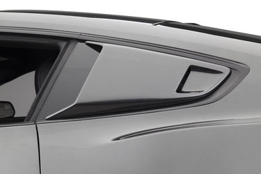 "2015-2017 Mustang Cervinis ""Eleanor-Style"" Quarter Window Scoops"