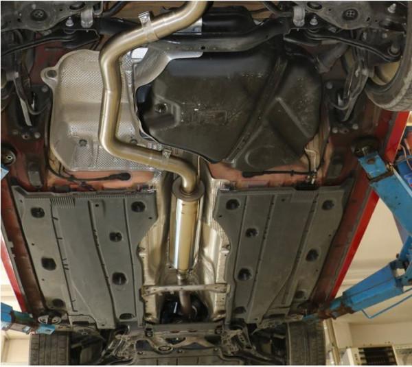 Audi A3 - 8V - Einzelradaufhängung Vorschalldämpfer