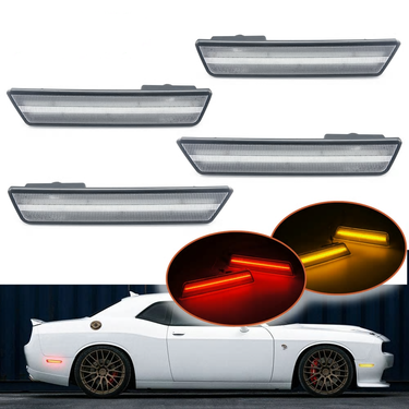 Dodge Challenger 2008 bis 2014 Sidemarker Set