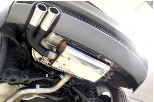 Audi A3 - 8V 3-Türer - S-Line Endschalldämpfer einseitig - 2x80 Typ 16