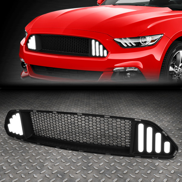 Ford Mustang 2015- 2017 US Version LED Tagfahrlicht / Sequentielles Blinken