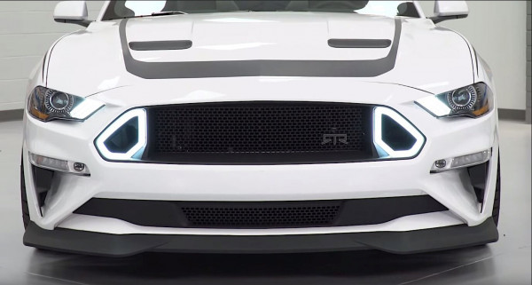 Ford Mustang ab 2018 RTR Style Front Grill