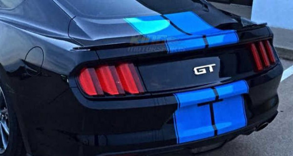 Ford Mustang GT Trunk Spoiler