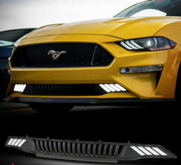 Ford Mustang Unterer Grill LED lower Grill