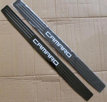 Chevrolet Camaro Led Edelstahl Led Türeinstiegsleisten Schutz Eingang Bord 2009 2010 2011 2012 2013