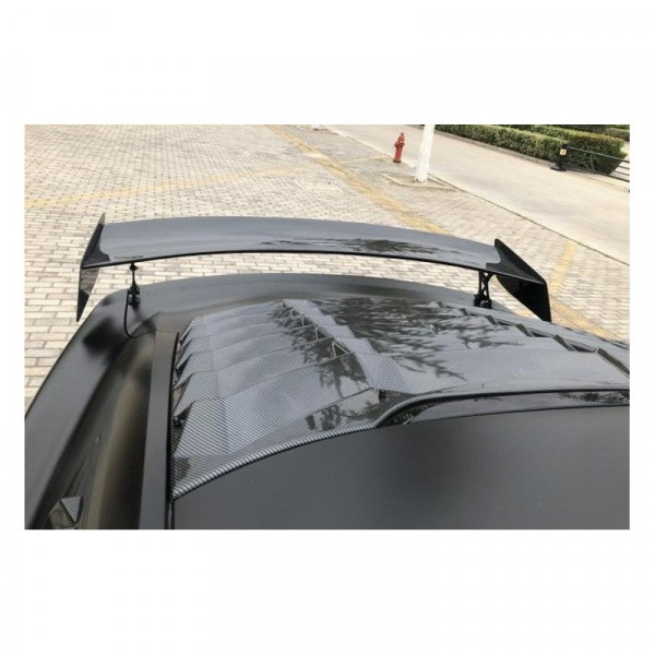SHELBY GT500 BIG REAR SPOILER (MUSTANG 2015-2021 FASTBACK)