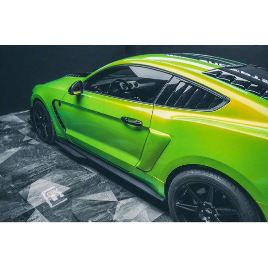QUARTER WINDOW LOUVERS (MUSTANG 2015-2021 FASTBACK)