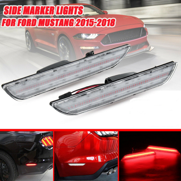 Ford Mustang ab 2015 Sidemarker White