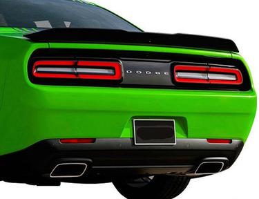 Dodge Challenger Spoiler 2015-2018 Heck Spoiler ABS Kunstoff