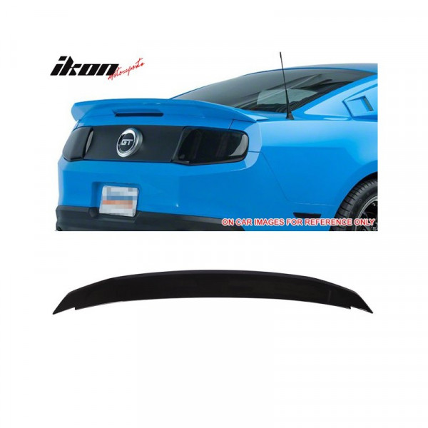 OE STYLE TRUNK SPOILER (MUSTANG 2010-2014 ALL)