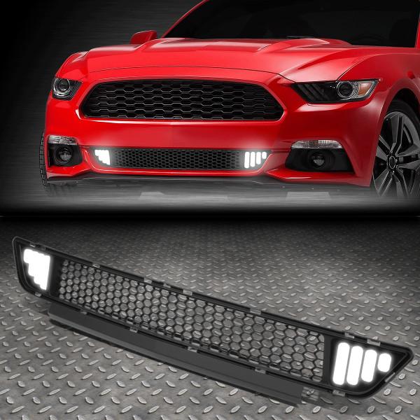 Ford Mustang ab 2018 Diffusor Ansatz