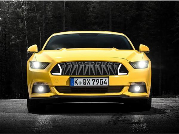 Kühlergrill Ford Mustang 2015 - 2017 Beleuchtet