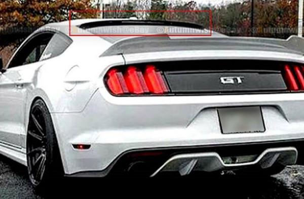Ford Mustang ab 2015 -2019 Dachkanten Spoiler