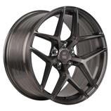 Elegance Wheels FF550 Liquid Brushed Metal 10*20 ET 45