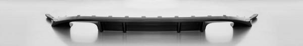 ABS Heckschürzeneinsatz links/rechts, schwarz glänzend