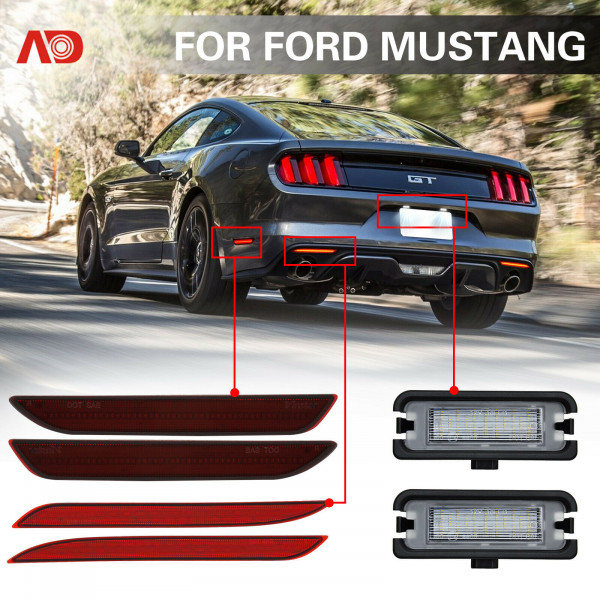 Ford Mustang 2017 - 2017 Sidemarker / LED Set